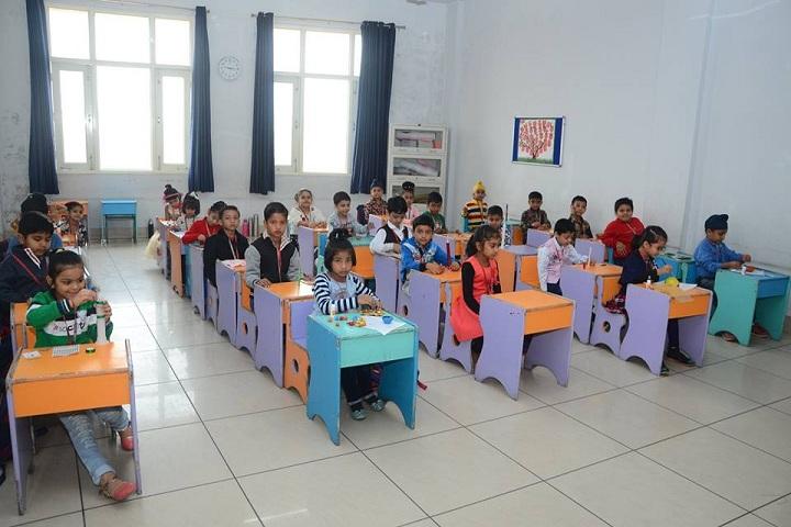 Singhal Stars School-Kids Classroom