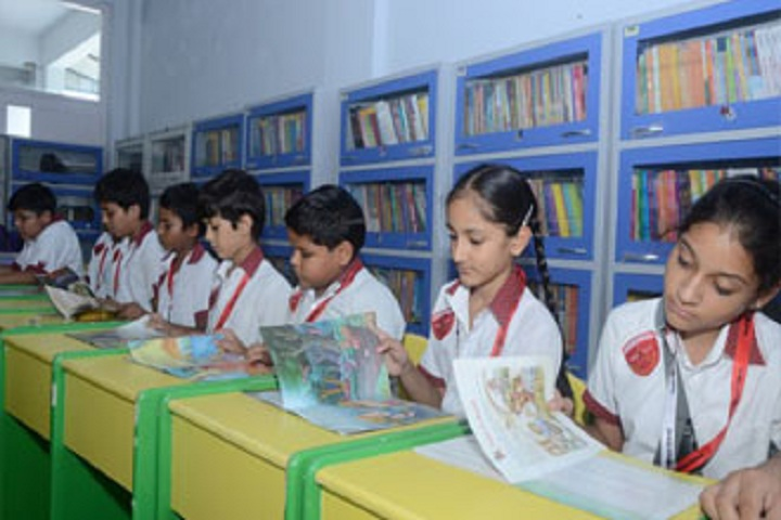 Singhal Stars School-Library
