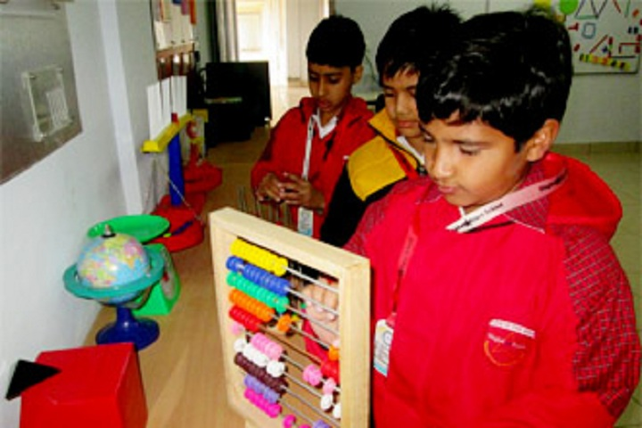 Singhal Stars School-Maths Lab