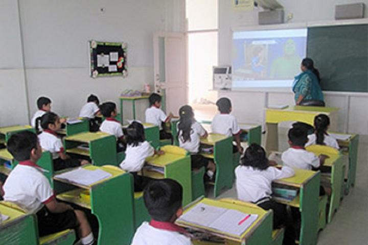 Singhal Stars School-Smart Classroom