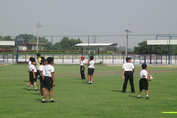 Singhal Stars School-Sports