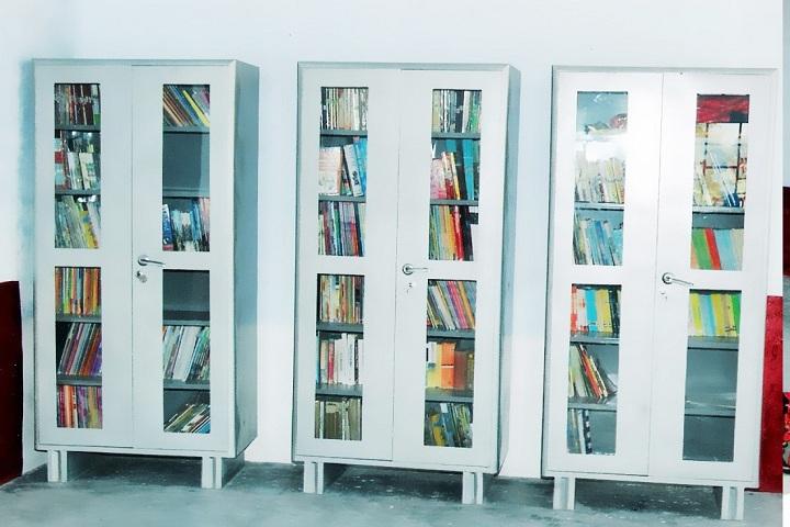 Singhpura International School- library