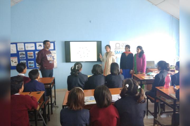 Jawahar Navodaya Vidyalaya- Classroom