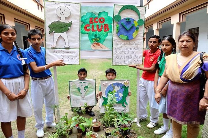SMDRSD Collegiate Senior Secondary School-Eco Club