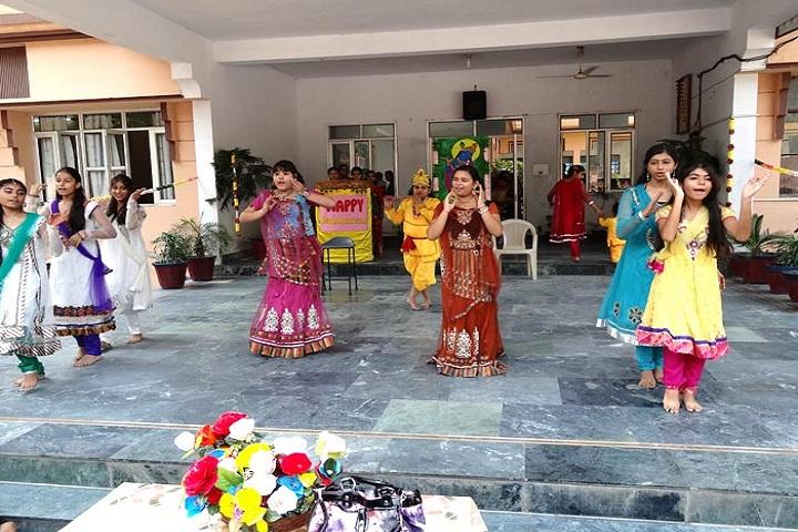 SMDRSD Collegiate Senior Secondary School-Janmashtami Celebrations