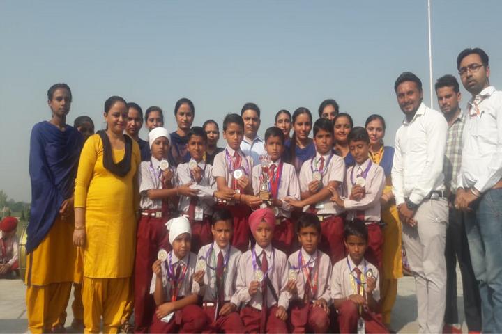 SMMB Memorial School-Prize Distribution
