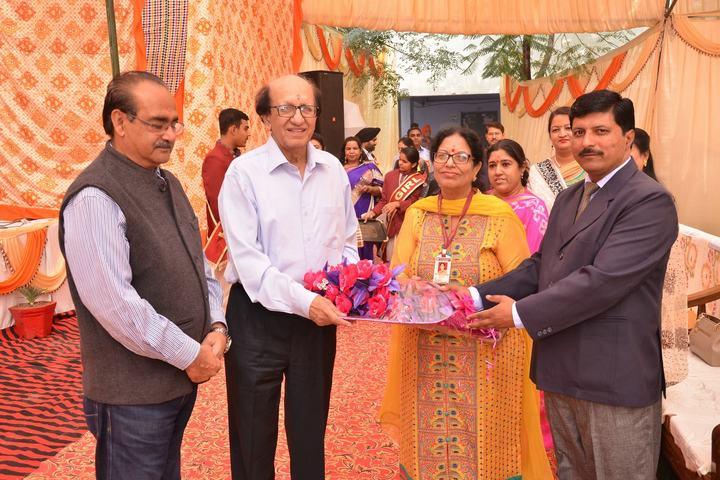 Smt Karam Bai Dav Centenary Public School-Foundation Day
