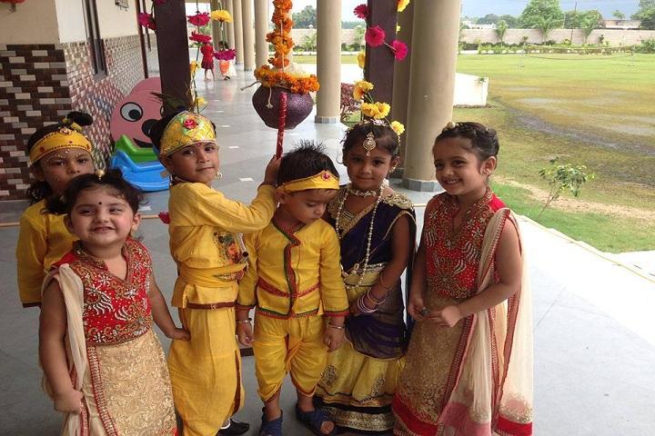 Somerset International School-Janmastami Celebrations