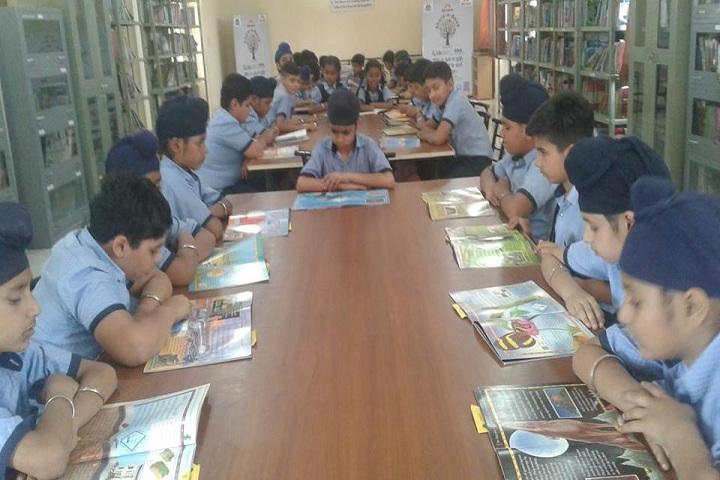 Somerset International School-Library