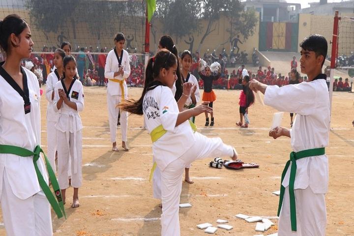 Spring Dales Public School-Karate