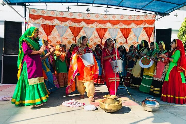 Spring Field Convent School-Cultural Program
