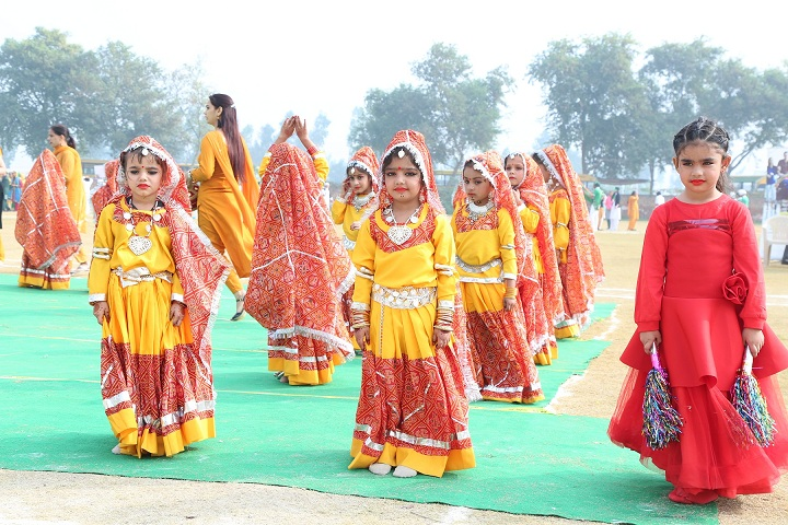 Spring Field Convent School-Event
