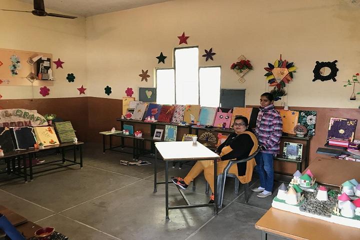 Spring Field Convent School-Activity