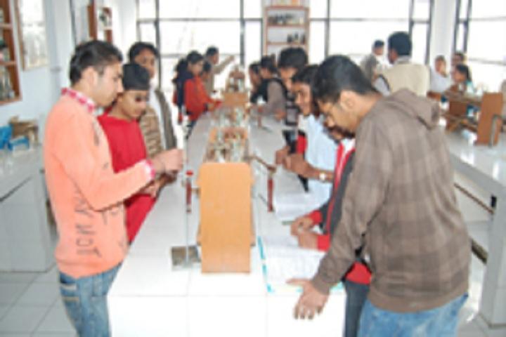 Spring Field Convent School-Science Lab