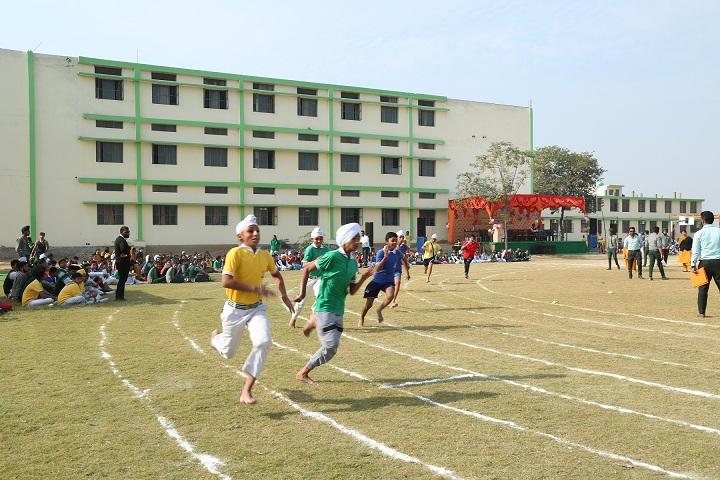 Spring Field Convent School-Sports