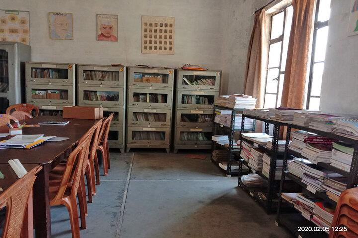 Spring Valley Public School-Library