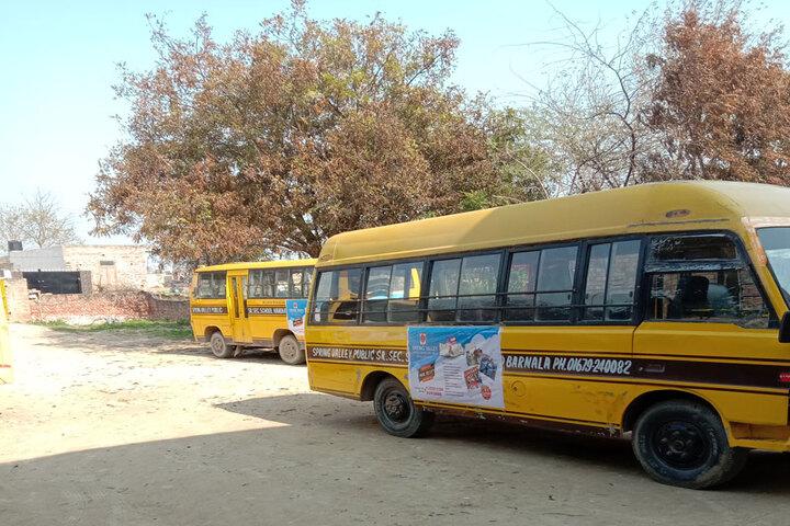 Spring Valley Public School-Transport