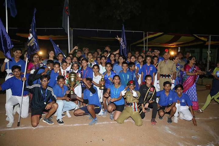 Army Public School-Sports Team