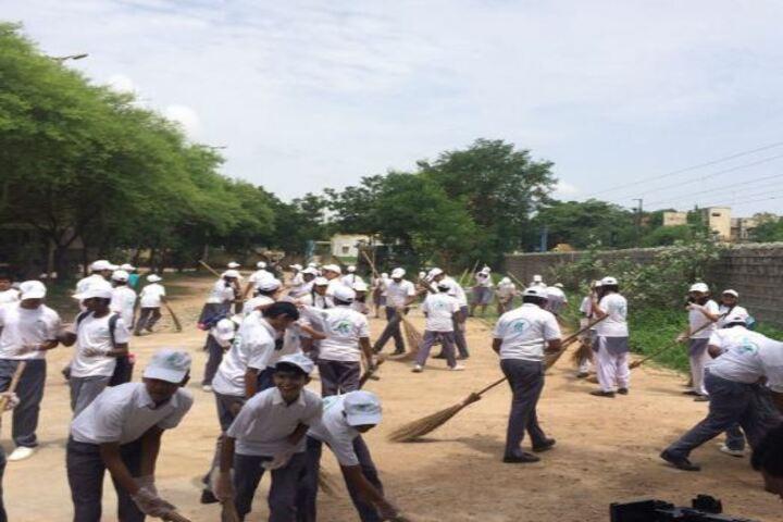 Army Public School-Swachh Bharath