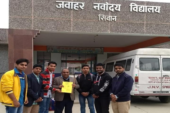 Jawahar Navodaya Vidyalaya-Pace Setting