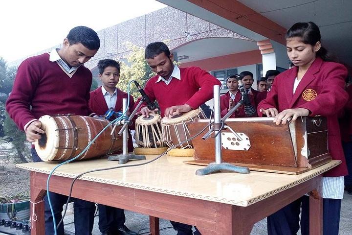 Jawahar Navodaya Vidyalaya-Music Competition
