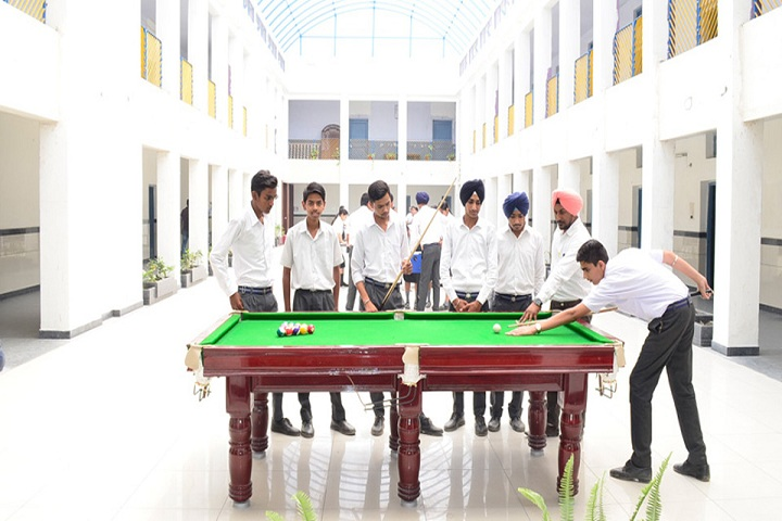 Springdales Public School-Indoor Games