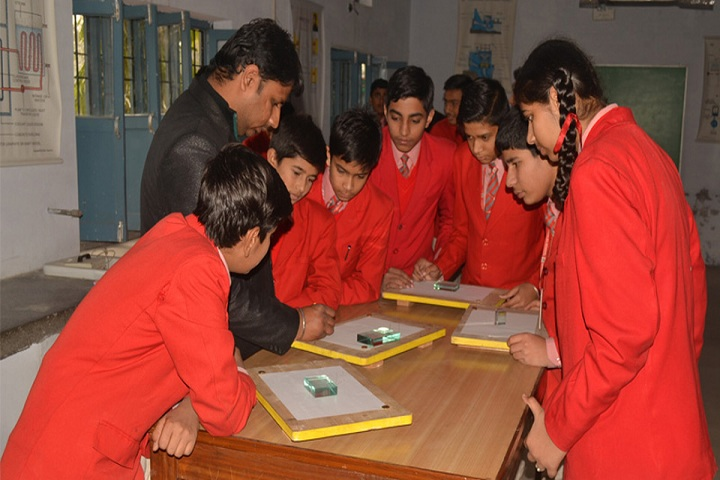 Springdales Public School-Physics Lab