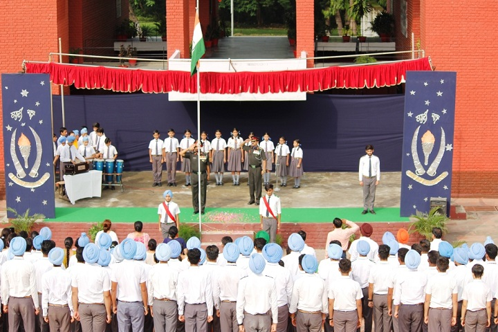 Sri Dasmesh Academy-Independence Day