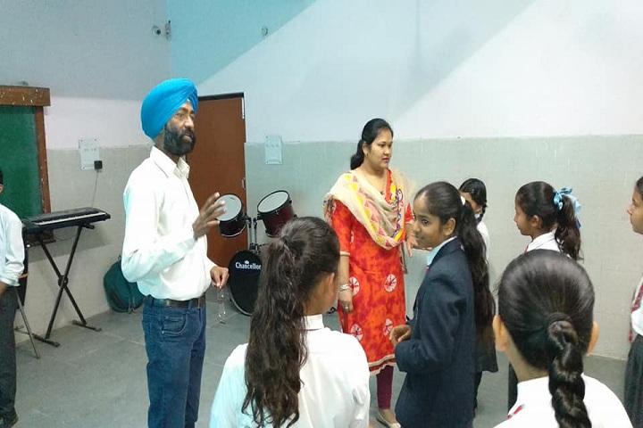 Sri Dasmesh Senior Secondary Public School-Music Room