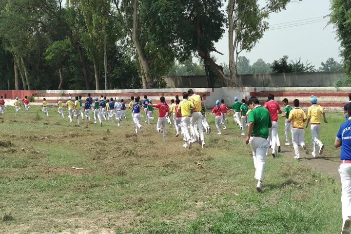 Sri Dasmesh Senior Secondary Public School-Sports Day