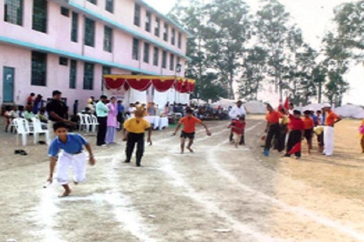 Sri Guru Gobind Singh Public School-Running Competitions