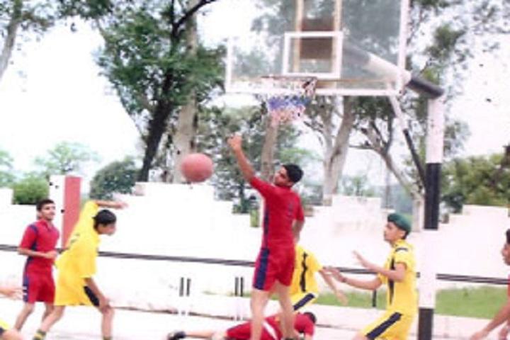 Sri Guru Gobind Singh Public School-Sports