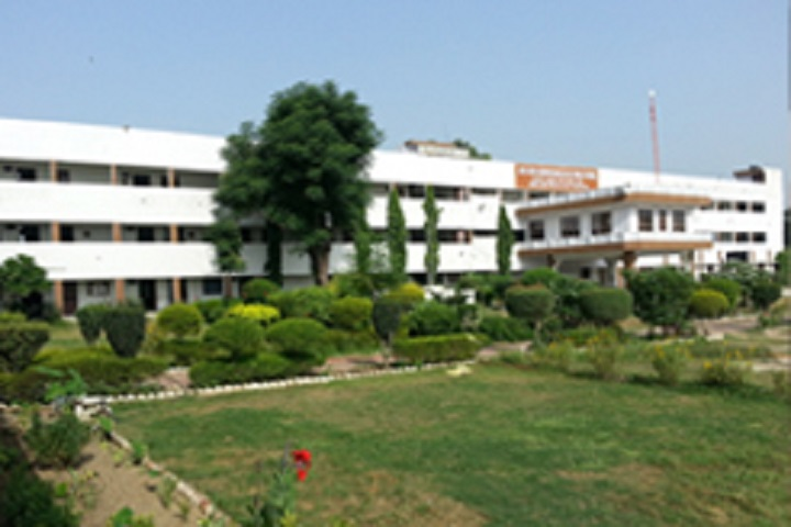 Sri Guru Hakrishan Public School-Campus View