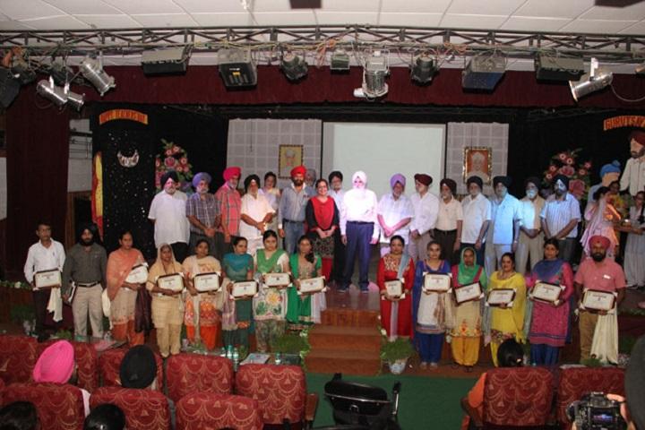 Sri Guru Hakrishan Public School-Event