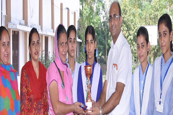 Sri Guru Hakrishan Public School-Sports Winner