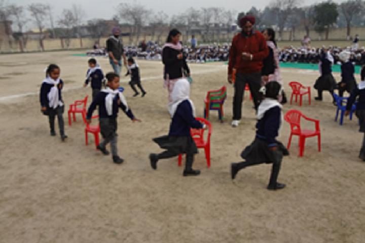 Sri Guru Hakrishan Senior Secondary Public School-Games