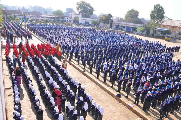 Sri Guru Hakrishan Senior Secondary Public School-Prayer