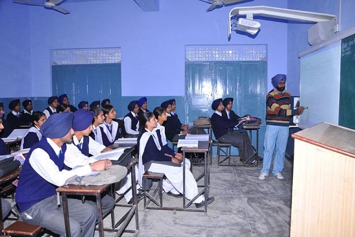 Sri Guru Hakrishan Senior Secondary Public School-Smart Classroom