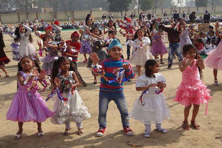 Sri Guru Hakrishan Senior Secondary Public School-Sports Day