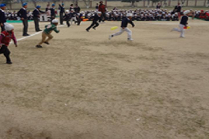 Sri Guru Hakrishan Senior Secondary Public School-Sports
