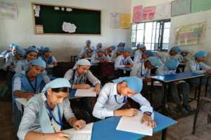 Sri Guru Har Gobind Sahib Senior Secondary School-Classroom