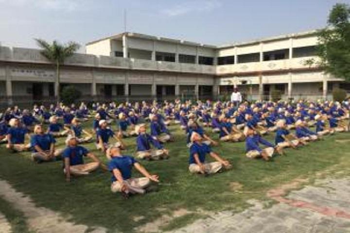 Sri Guru Har Gobind Sahib Senior Secondary School-Yoga
