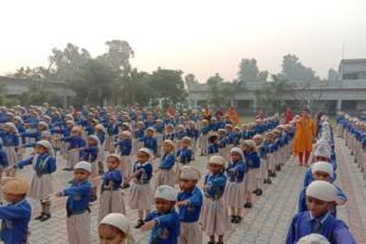 Sri Guru Har Gobind Sahib Senior Secondary School-Assembly