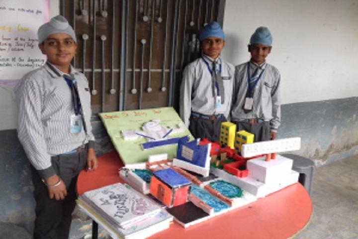 Sri Guru Har Gobind Sahib Senior Secondary School-Science Fare