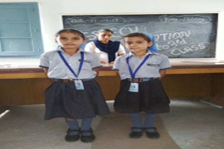 Sri Guru Har Gobind Sahib Senior Secondary School-Story Telling