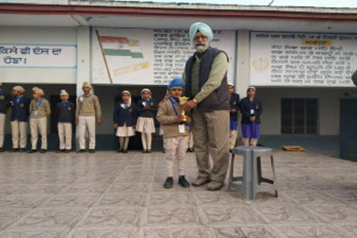 Sri Guru Har Gobind Sahib Senior Secondary School-Winner