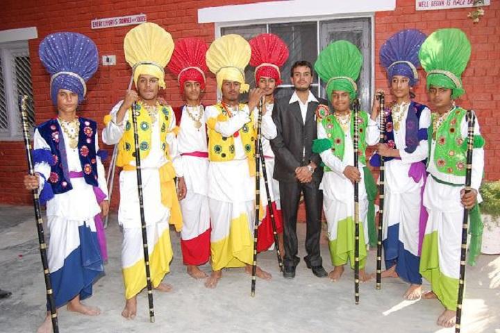 Sri Guru Hargobind Public School-Annual Day Celebration