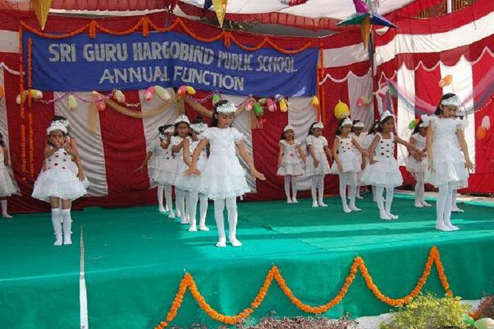 Sri Guru Hargobind Public School-Annual Day