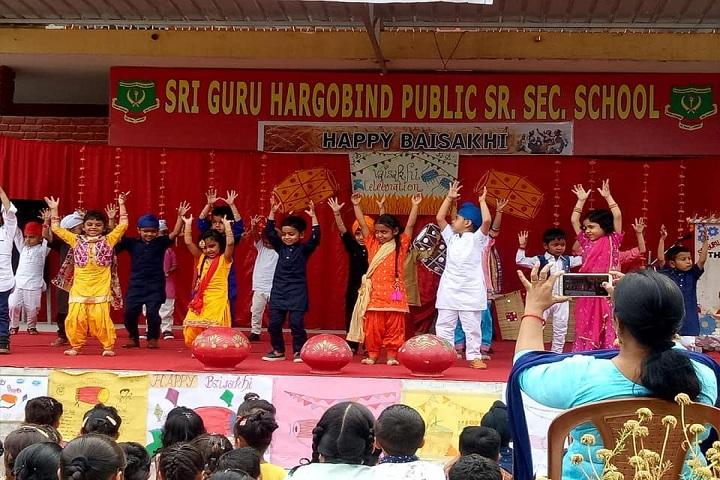 Sri Guru Hargobind Public School-Fesitval Celebration