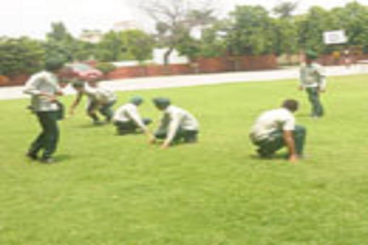Sri Guru Hargobind Public School-Games